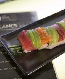Sushi à la française @Galeries Lafayette