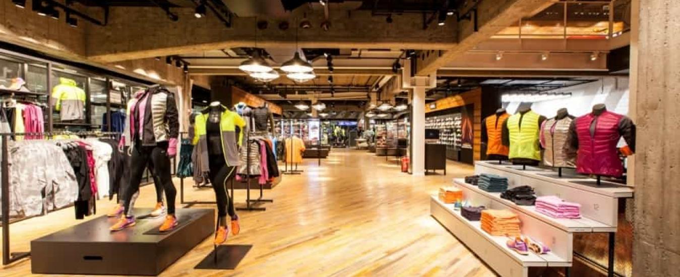 Eröffnung Nike Berlin. (DE)