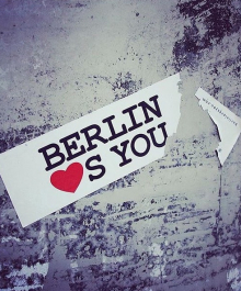 Want to be featured in BERLIN LOVES YOU? Here's how.