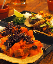 Santa Cantina's New Mexican-Fusion Menu