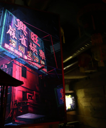 Berlin's New Chinatown is Otherworldly