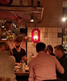 Night Kitchen: Dinner with Friends Tel Aviv-Style in Berlin