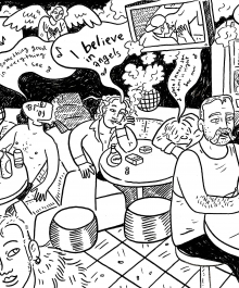 Rory Midhani's Corner of Berlin: Ficken 3000