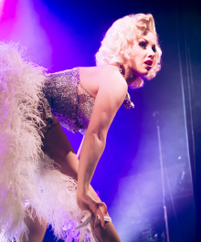 Berlin Burlesque Week 2019 Off to a Titillating Start at Ballhaus