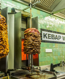 Döner Kebabs Go Upmarket with KWA – Kebap With Attitude