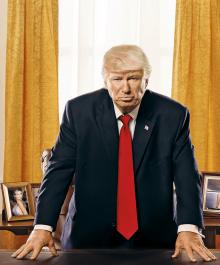 Trump's 'Memoir' Now Available auf Deutsch