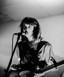 Berlin's Goth-Folk Queen, Candice Gordon: EP Release at Badehaus