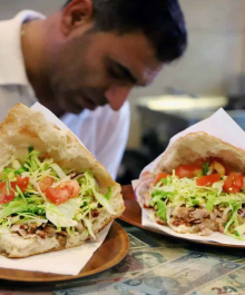 Finding Berlin's Best Döner Kebab With Dönerstag