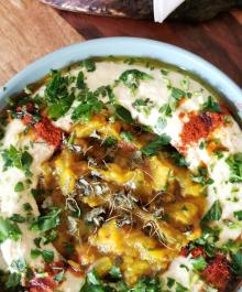 Akkawy: A Hummus-Tahini Overload in Friedrichshain