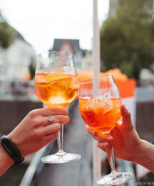 Aperol Spritz Bar Walking Tour Berlin 2021