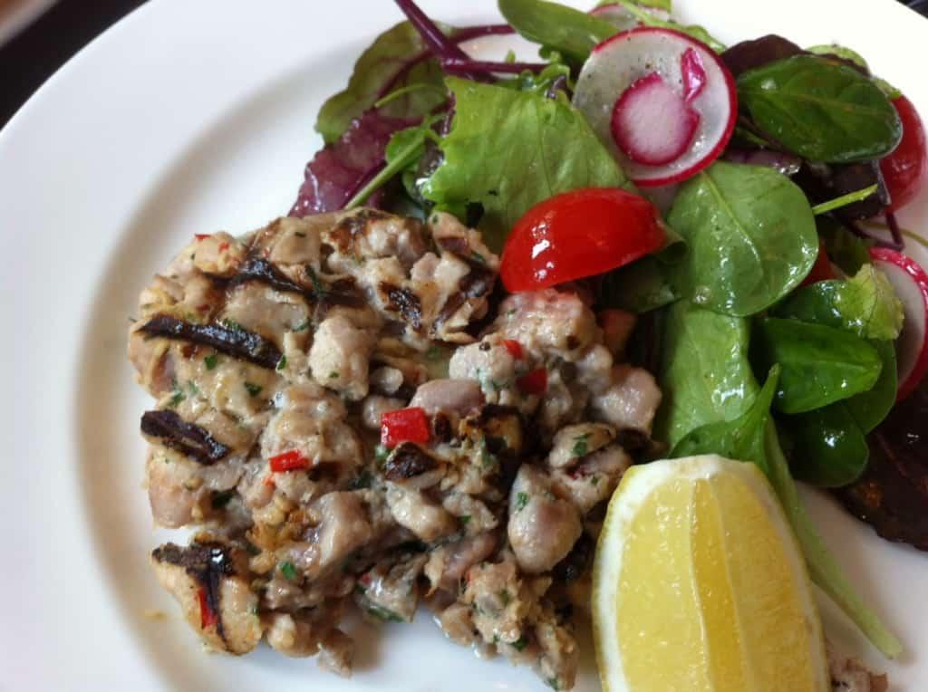 Tuna Tartar Soho House