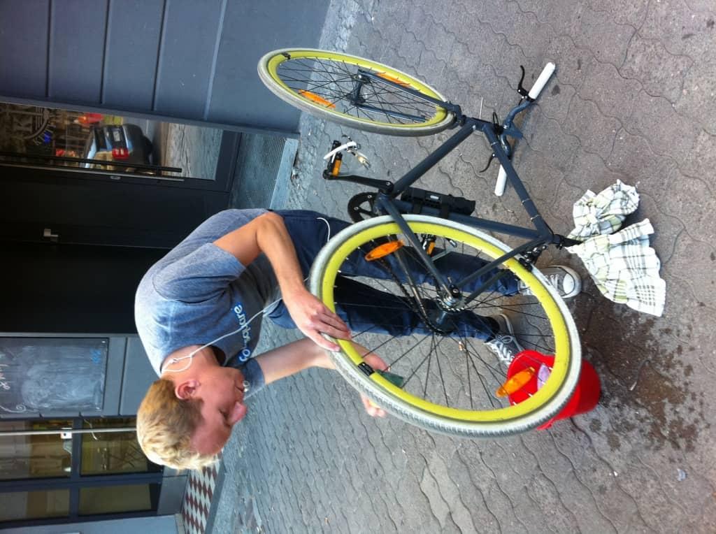 henrik bike
