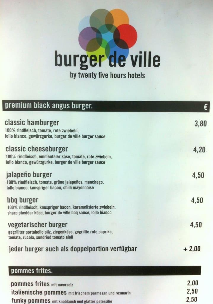 BurgerdeVille
