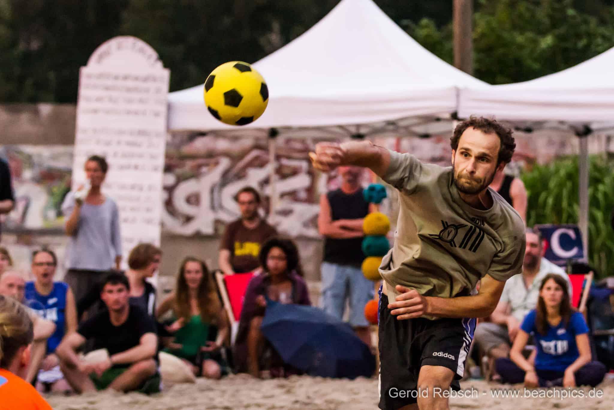 StrandvölkerballFinaltag