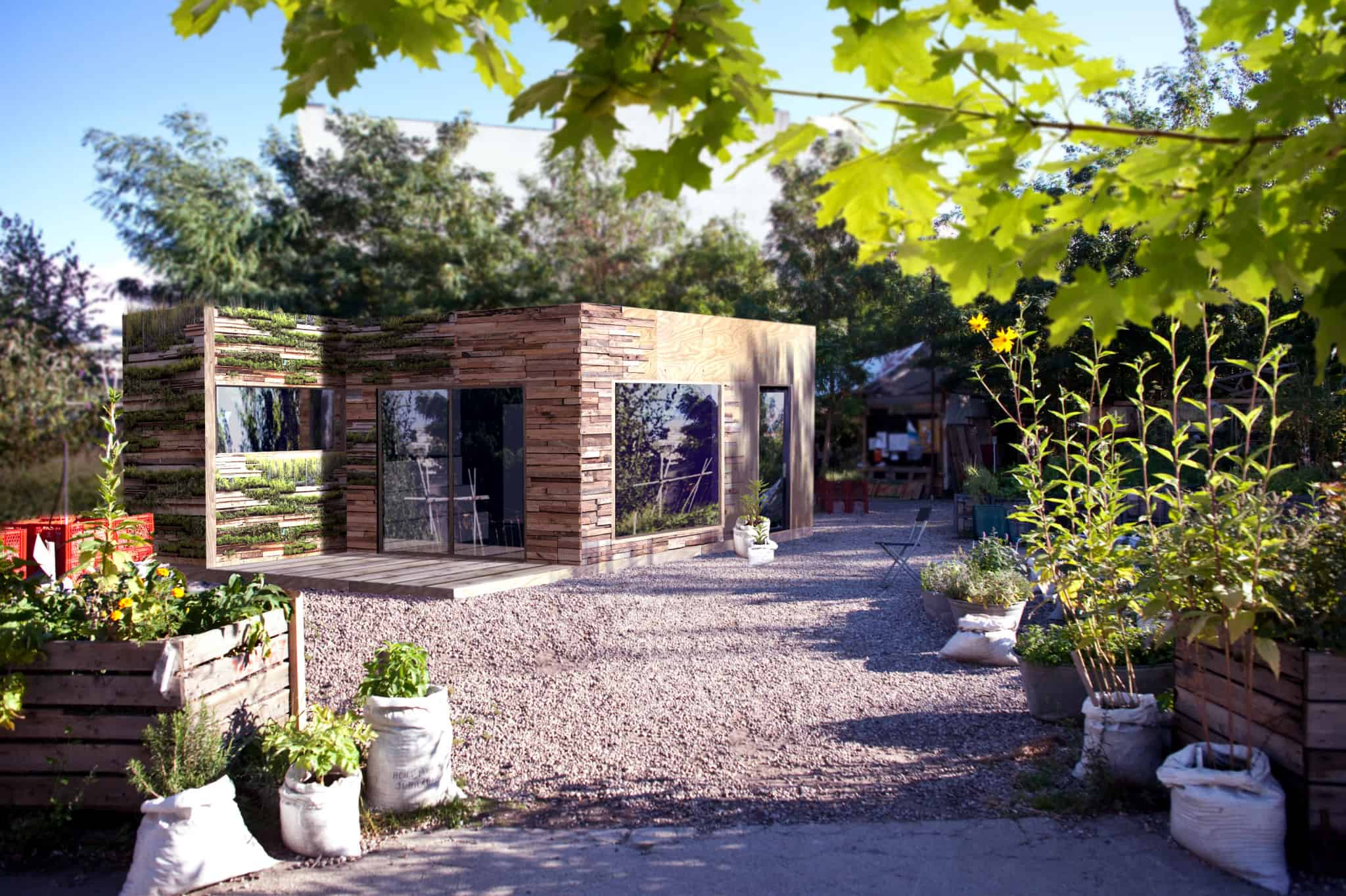 Tiny Haus House Projekt Berlin