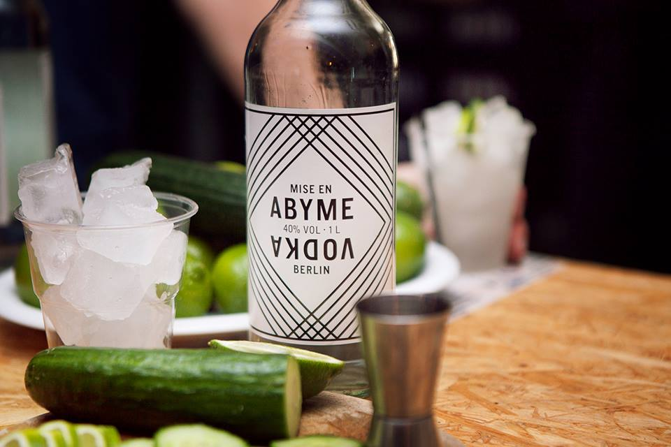 Abyme Moscow Mule