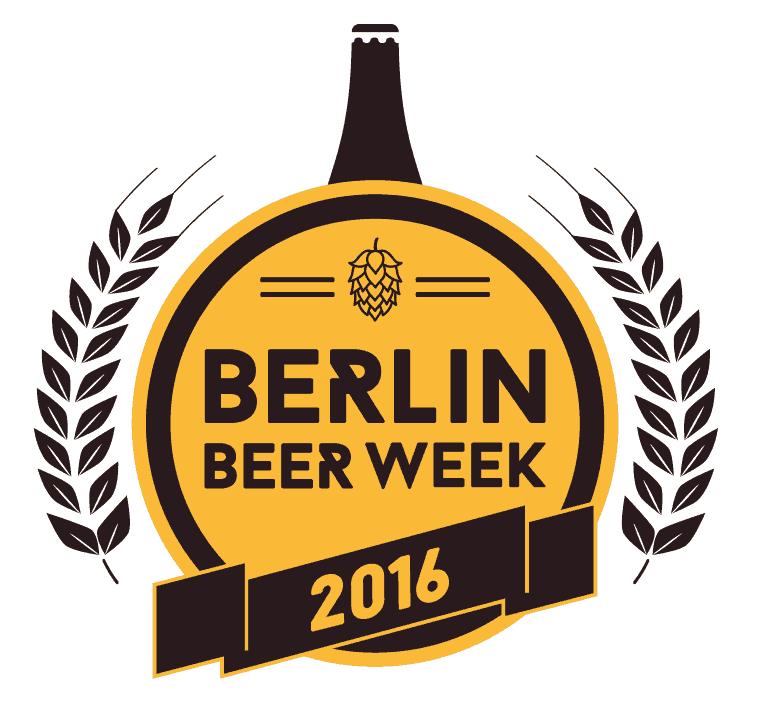 Berlin Loves You Berlin Beer Week Logo