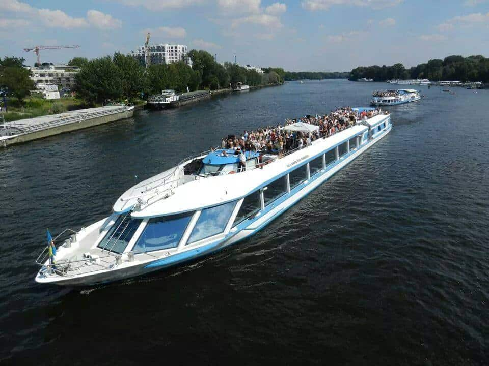 Berlin Loves You Berlin Beer Week Sunburst Sour Boat
