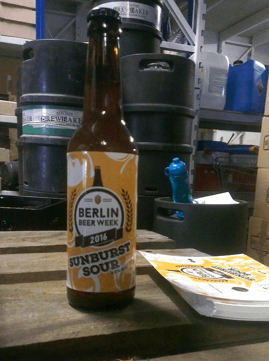 Berlin Loves You Berlin Beer Week Sunburst Sour
