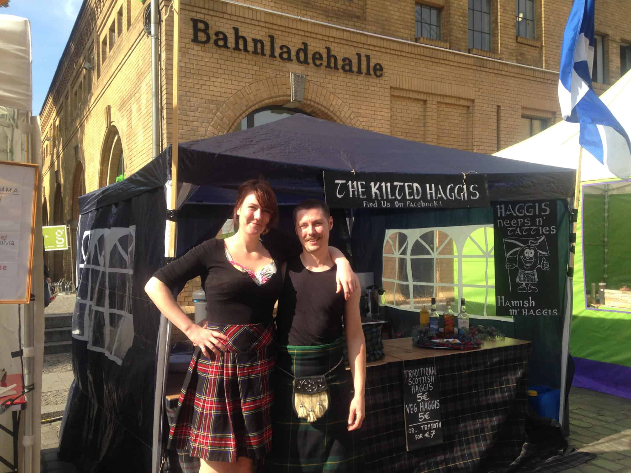 BERLIN LOVES YOU The Kilted Haggis 4