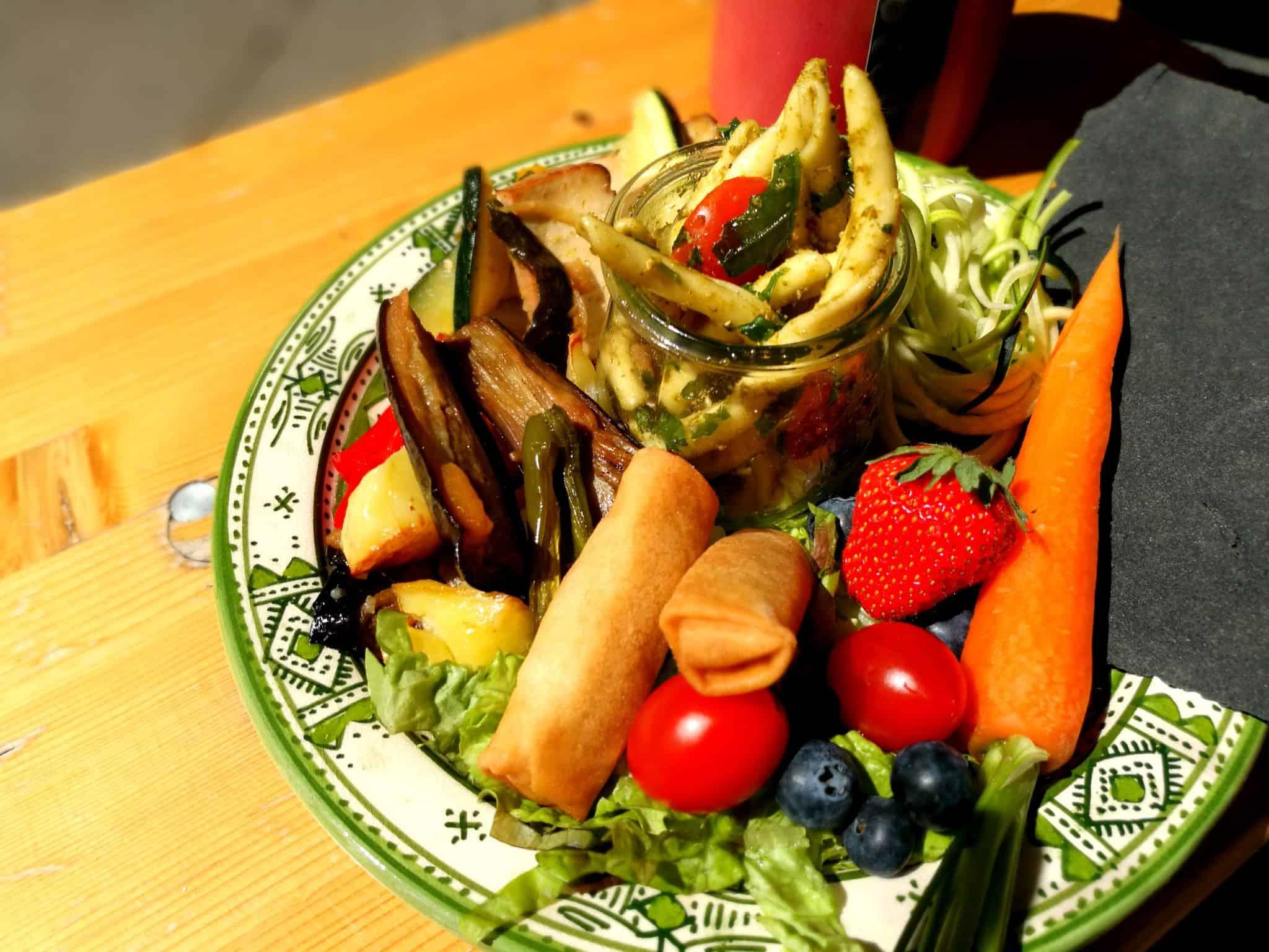 AtayaCaffe vegan breakfast Berlin