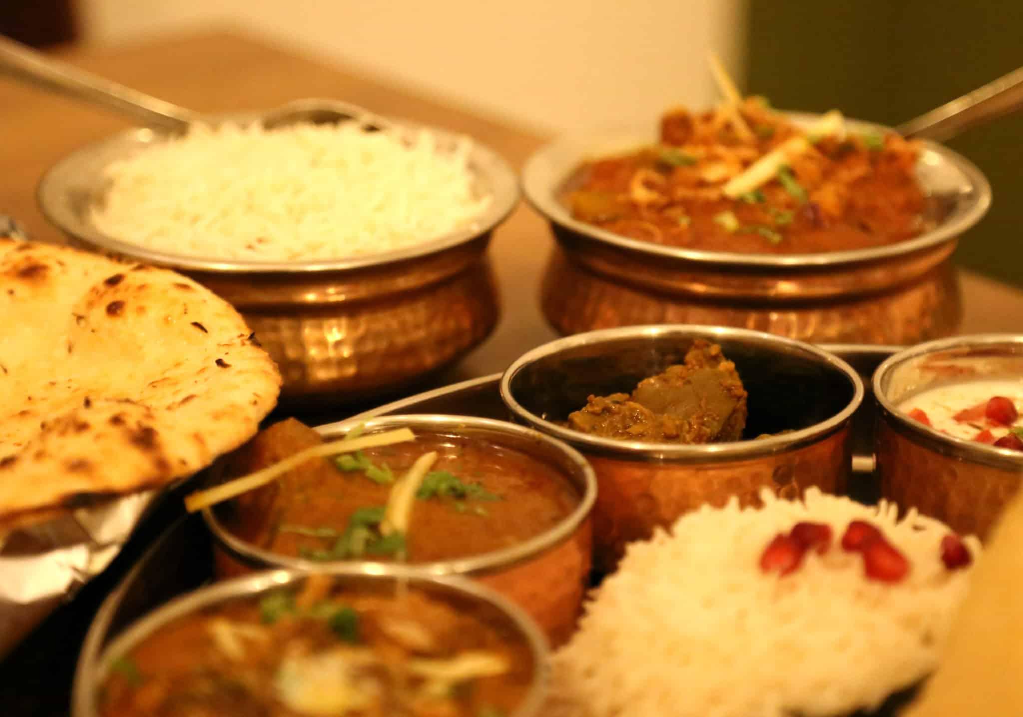 Berlin Loves You Bahadur indian restaurant Tikka Masala