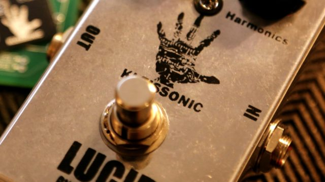 kleissonic guitar pedals are shaping the sound of rock 39 s leftfield. Black Bedroom Furniture Sets. Home Design Ideas