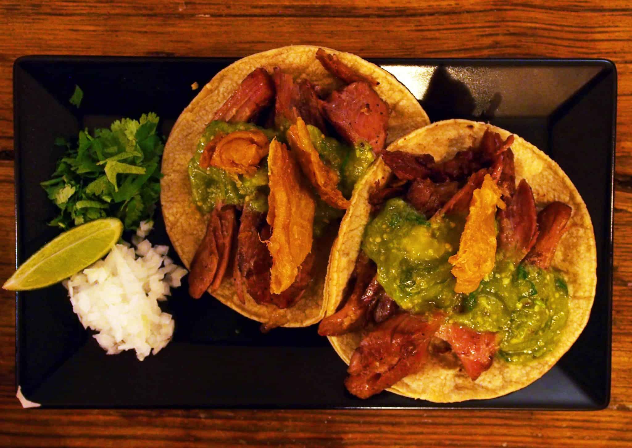 Santa Cantina Berlin Duck Tacos 2