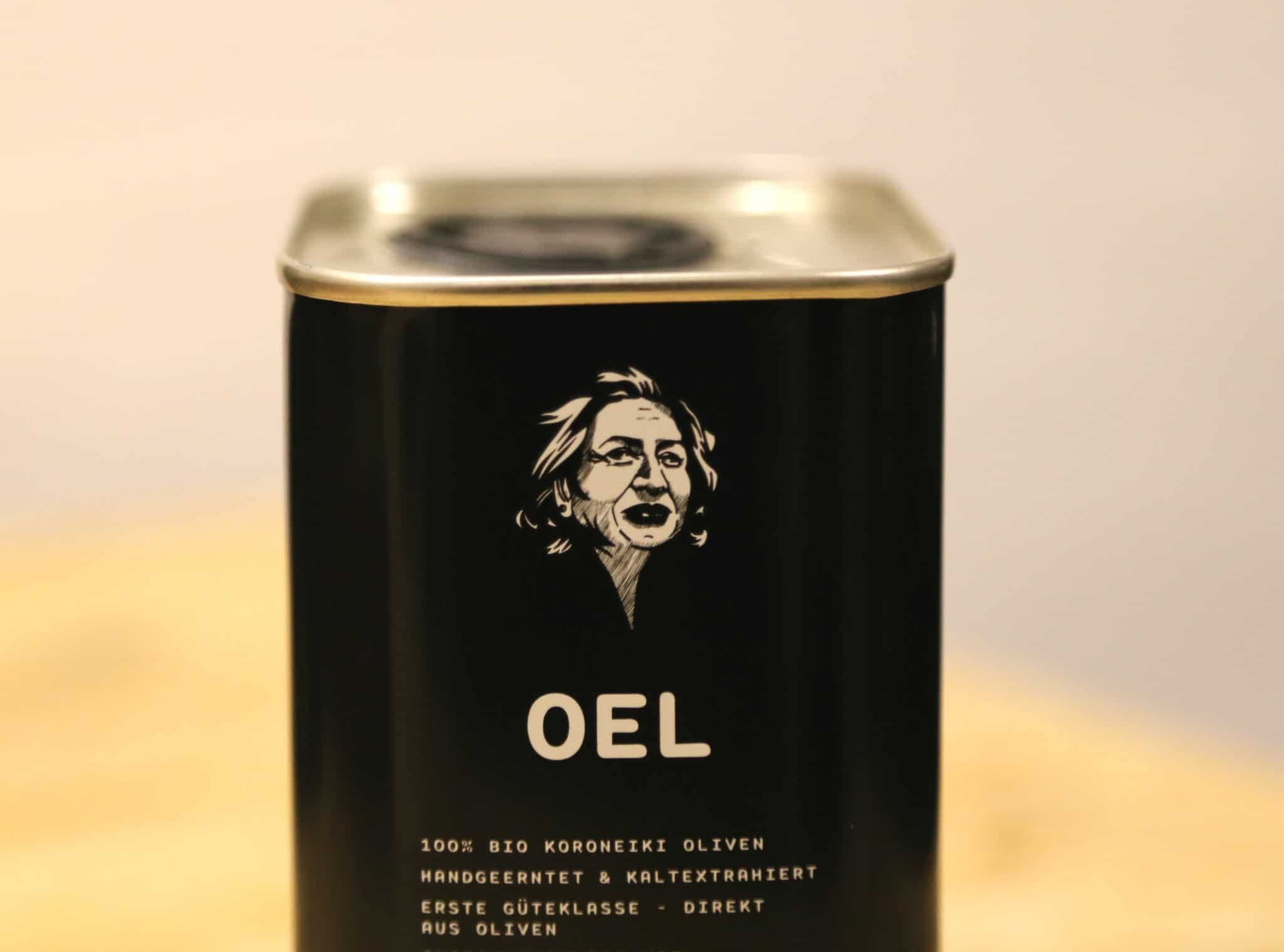 OEL Olive Oil Berlin 14