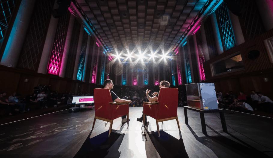 Tech Open Air 2018 talks