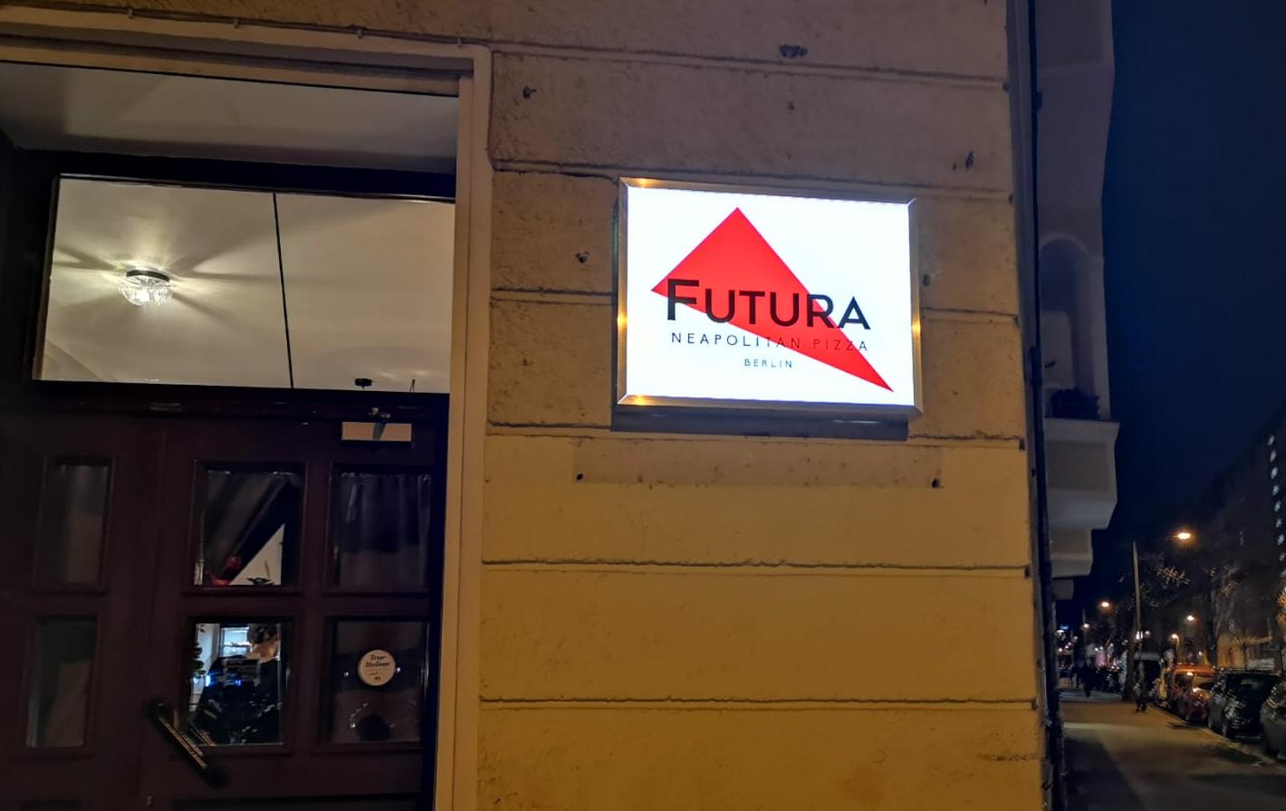 Futura Pizza Outside 2