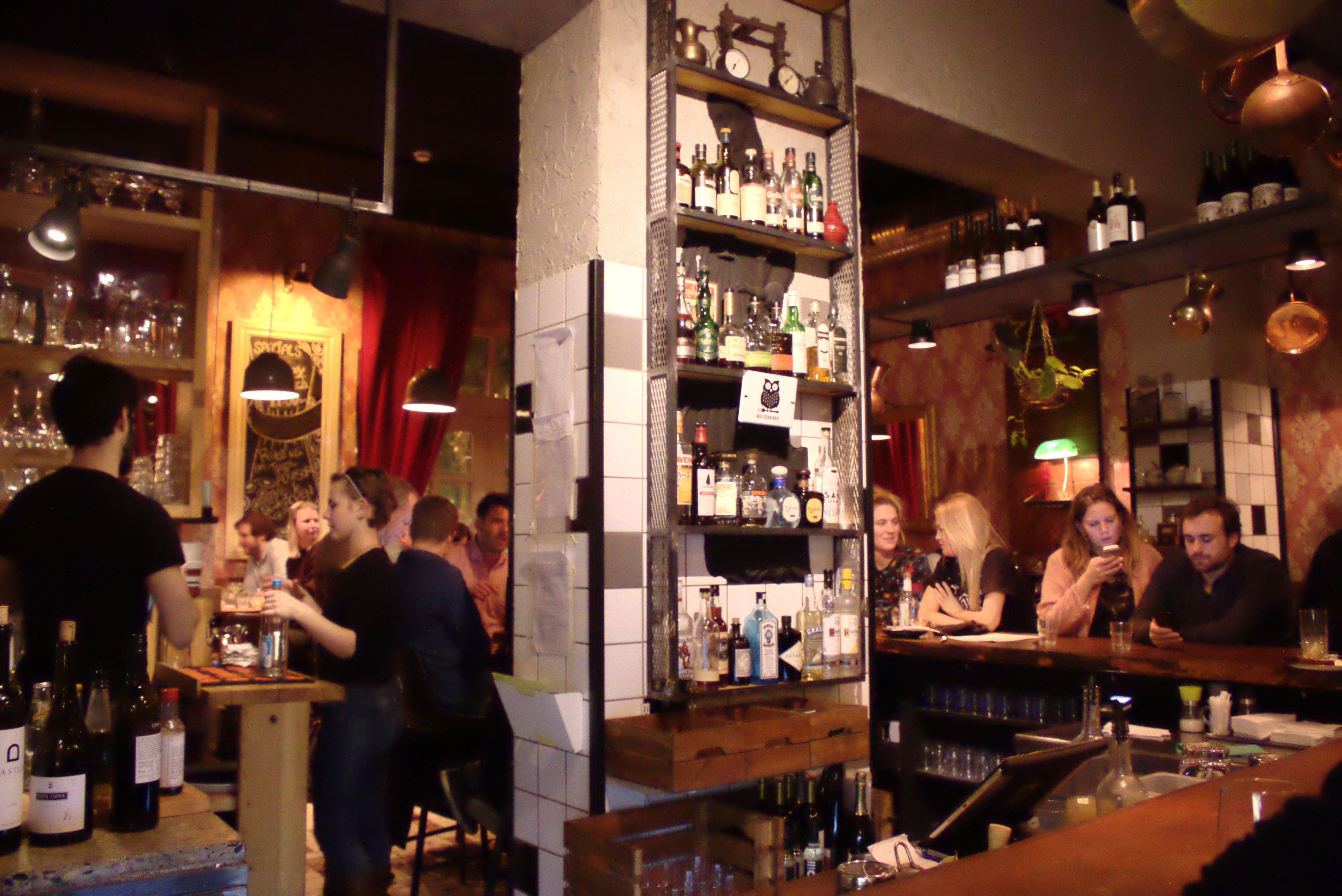 Night Kitchen Bar 4