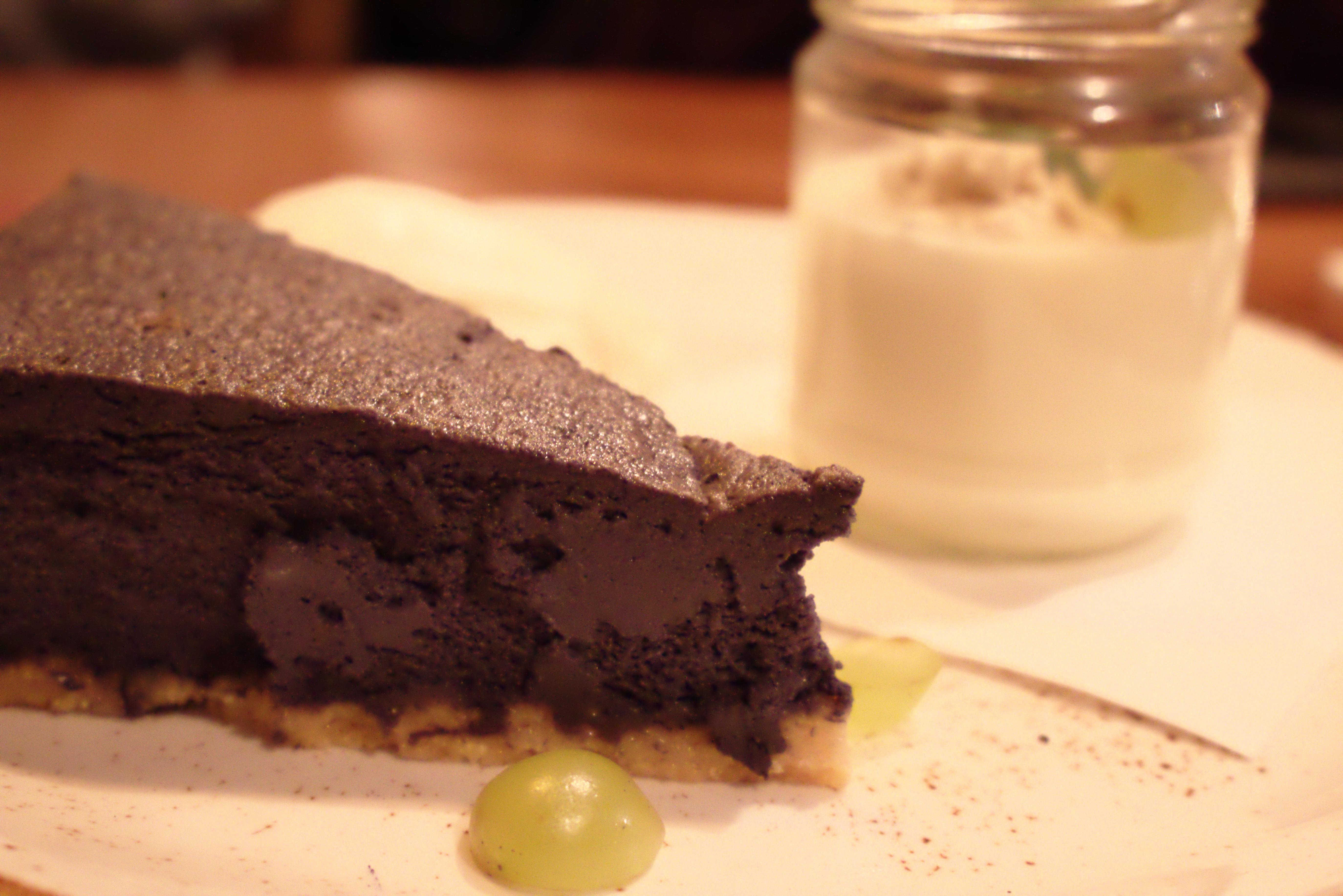 Night Kitchen Cheesecake
