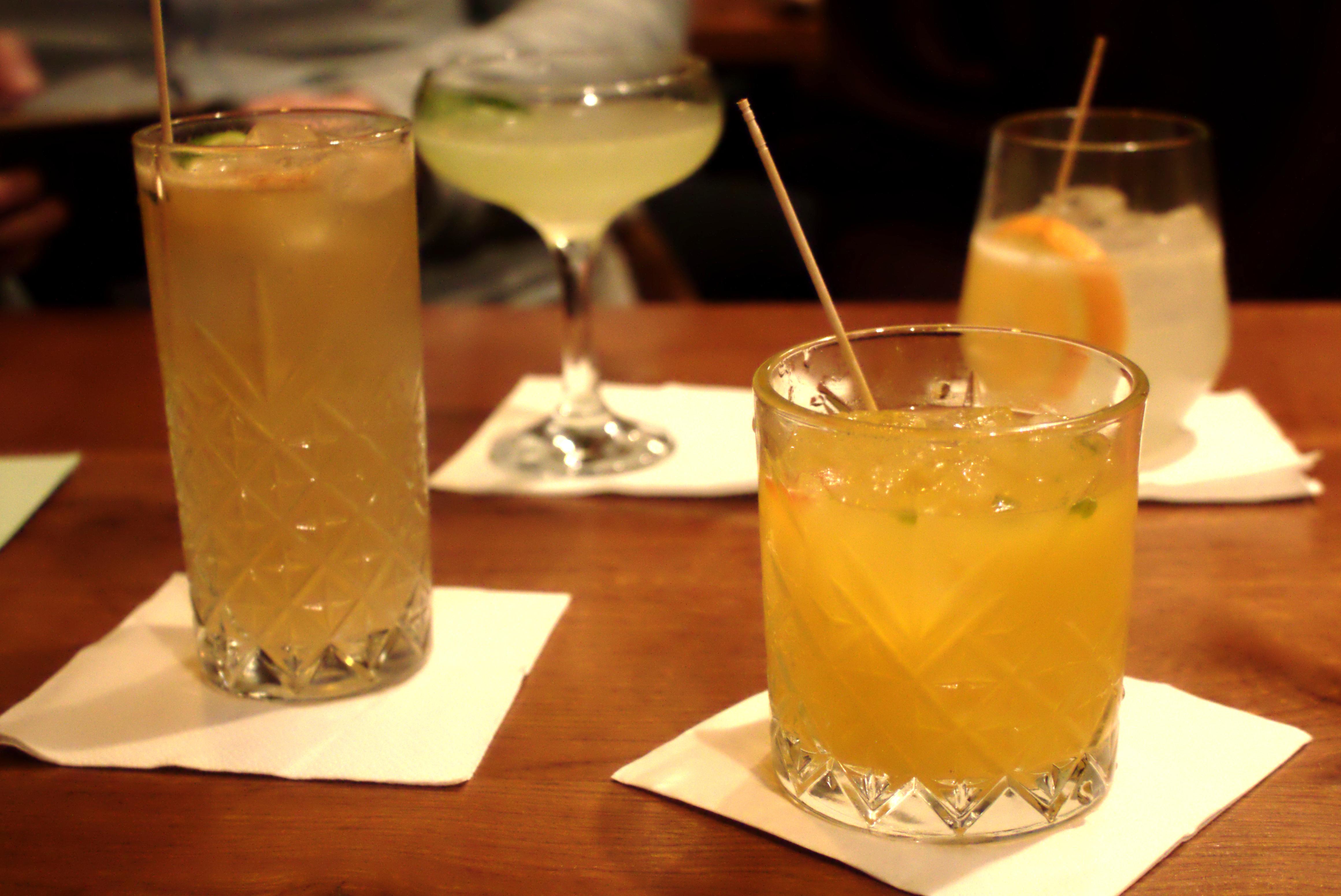Night Kitchen Cocktails