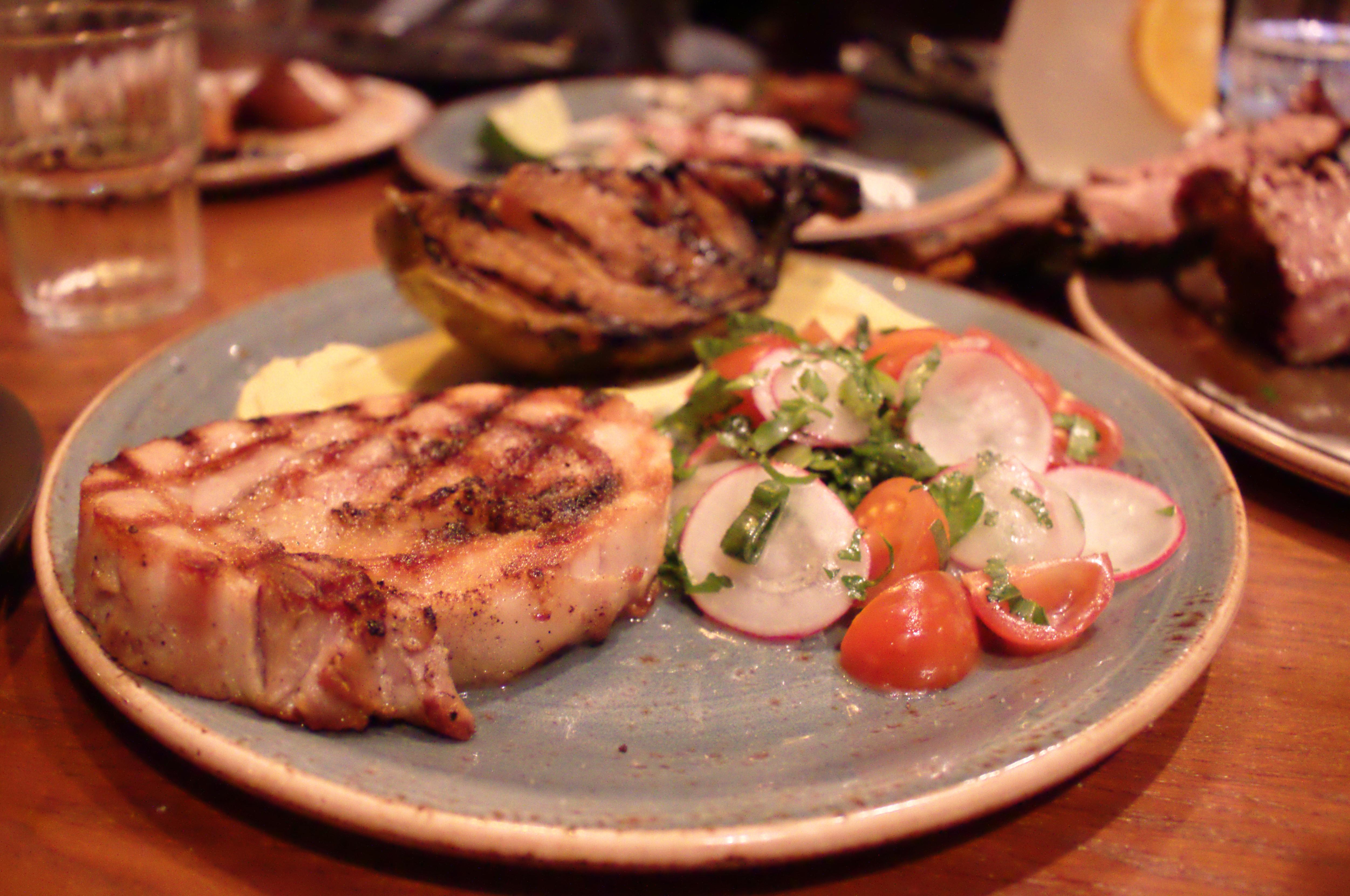 Night Kitchen Porchetta