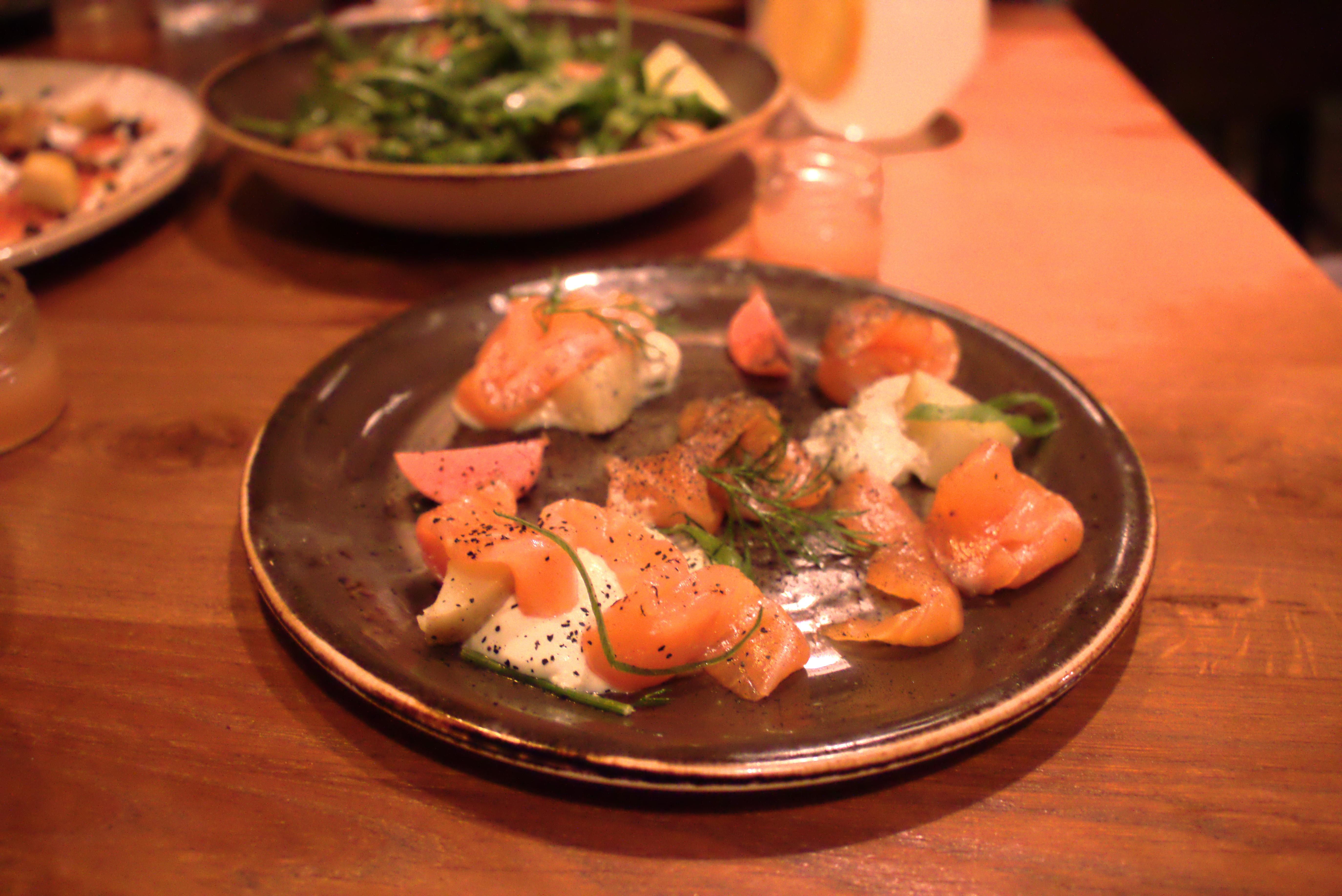 Night Kitchen Salmon 2