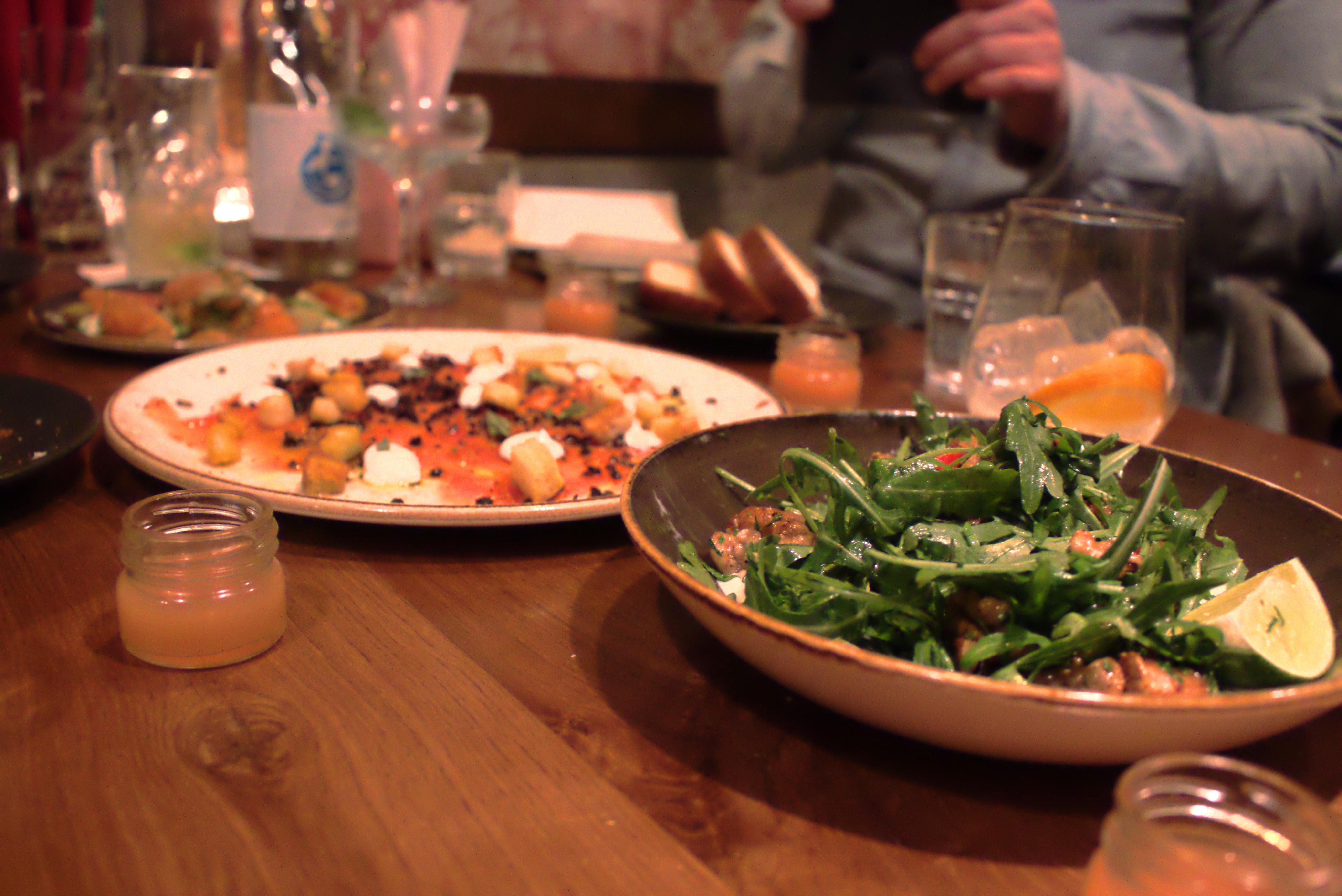 Night Kitchen Tomato Carpaccio 2